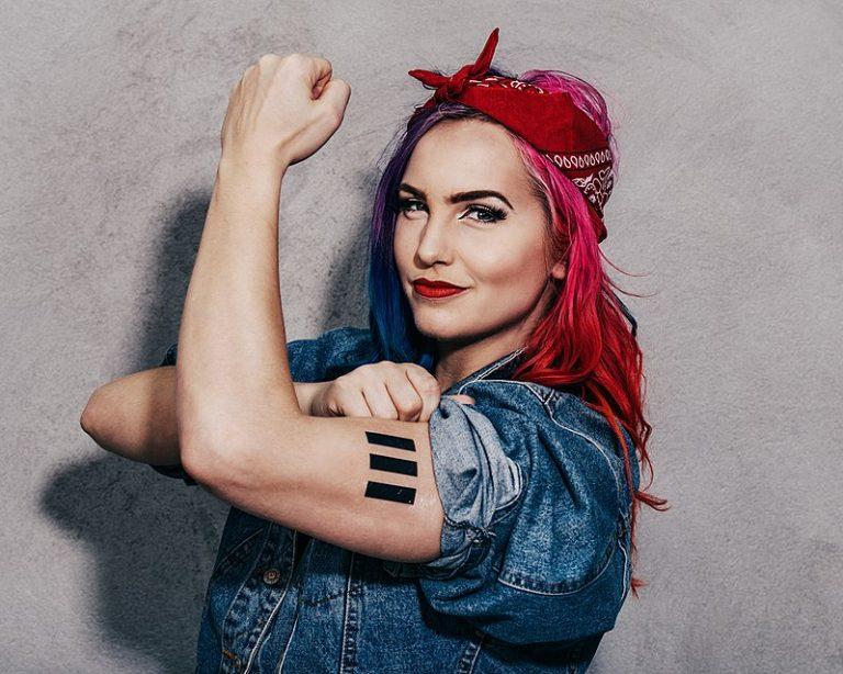 Linnea Claeson: 'They call me a rainbow warrior' Part II