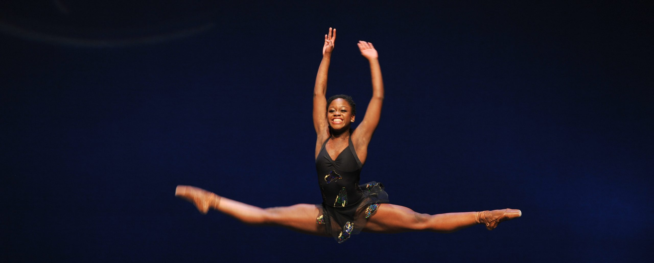 Ballerina Michaela DePrince